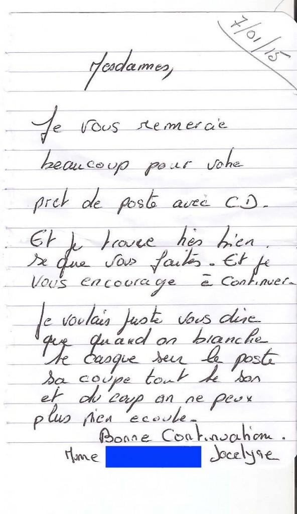 remerciements sonotheque 15_01_07_2
